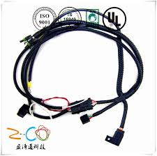 Wire harness for car zco819