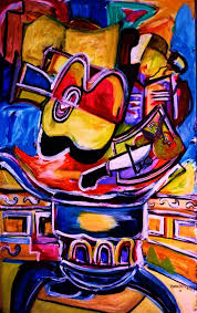 the round table georges braque