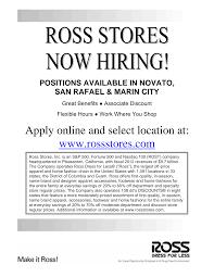 apply online at www rossstores com login