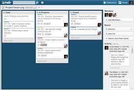 Create A Project Issue Log In Trello Techrepublic