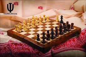 thewils premium magnetic 12 inch chess set game with fine wood classic handmade standard staunton