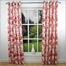 Geometric Patterned Curtains Curtain Red Patterned Curtains And White Dark Geometric Upholstery
