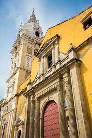 Catedral Santa Catalina Tour Arquitectura observacion recorrido group citytour walkingtour freeland freelance guide Sightseeing Open Tour freeride cartagena colombia
