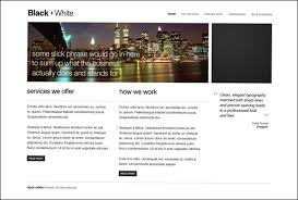 Simple Website Template Gorgeous 48 Beautiful Free And Premium PSD Website Templates And