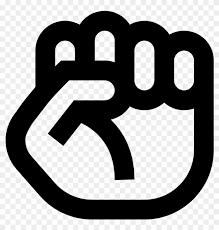 Fist Transparent Background Hand Fist Png Transparent Background Fist Icon Png