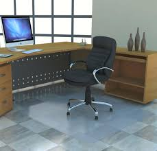 desk chairs accessories home office decoration design checd grey tile floor including cherry wood corner