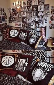 punk bedroom punk rock not to much goth tho punk bedroom decor . punk  bedroom decor ...