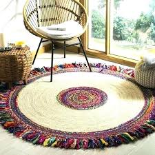 round jute rug 4 pottery barn 6 round jute rug 4 bordered special order week hand