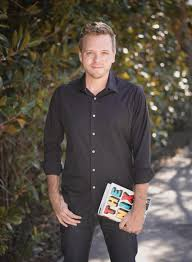 the nix author nathan hill writes a mother s day gift gulfshore  the author photographed by erik kellar