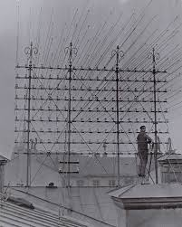 photos from the days when thousands of cables crowded the skies Residential Wiring History Residential Wiring History #34 history of residential wiring