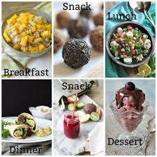 vegan gluten free daily meal plan