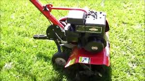 garden rototiller. Cold Start 5HP Briggs \u0026 Stratton MTD Garden Tiller -- Tilling The - April 27, 2014 YouTube Rototiller