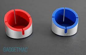 desk clip cup holder dude gadgets
