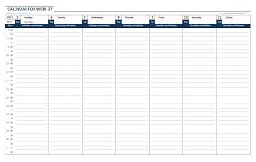Calendar Planner For Year Months Corporate Design Planner