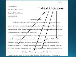 Mla In Text Citation For Website Mla Format In Text Citations Ohye Mcpgroup Co
