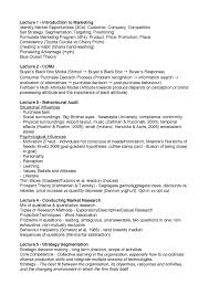 operational research methods mg211 notes oxbridge notes the principles of marketing mg314 notes