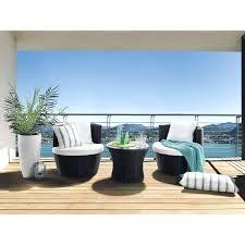 beliani furniture reviews brown wicker bistro set patio furniture beliani outdoor furniture reviews