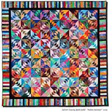Calvert County Quilt Guild - Raffle Quilt & 2009 raffle quilt Adamdwight.com