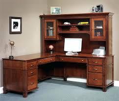 corner desk and hutch executive corner desk unique executive l shaped desk from corner desk hutch