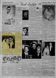 Betty Flentge and Joseph Motto wed 12 Feb 1955 - Newspapers.com