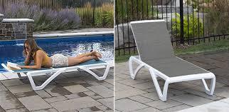 vivere ltd reclining monaco sun