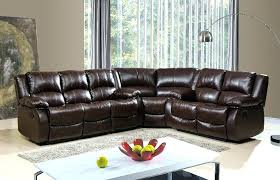 corner couch recliner corner recliner leather sofa living premium leather recliner corner sofa black