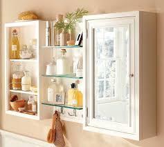 Wall Storage Bathroom Bathroom Wall Storage Ideas With White Frame Home Interior