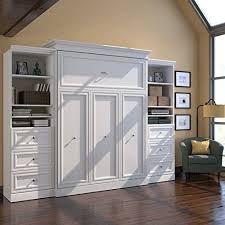 This type of Murphy bed is very popular and adds a bit more creativity.  These beds tend to me on the higher end of the price range because of their  ...