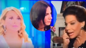 Video - Marisela Federici litiga con Barbara D'Urso e dice