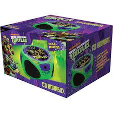 Small Cd Player For Bedroom Teenage Mutant Ninja Turtles Cd Boombox Toysrus