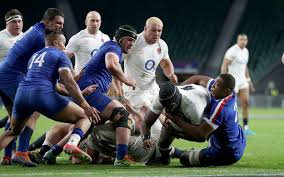 England return to form to end French Grand Slam hopes in enthralling clash