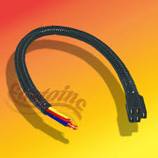 replaces gravely ignition switch universal wiring harness ebay Wiring Harness Diagram at Gravely Wiring Harness
