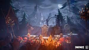 Fortnite Halloween Wallpapers - Top ...