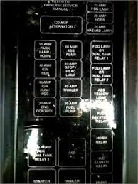 solved dodge dakota fuse box diagram fixya i was having the same problem but needed to know which one is connected to the fuel pump relay and i found this image i hope it helps