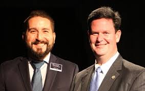 Dailey and Daniels To Square Off In Tallahassee Mayoral Race | WFSU News