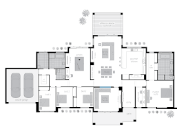D Hermitage Country Living Floor Plan
