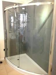 shower door inches this is a rain glass style steam with transom 48 frameless dreamline enigma