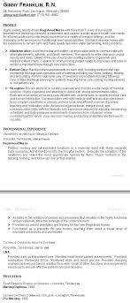 Resume Examples For Nursing Students Adorable Nursing Student Resume Samples Hflser