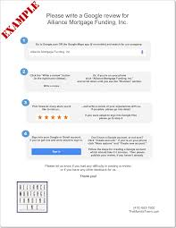yelp review template. Brilliant Template Google Review Handout Example With Yelp Review Template R