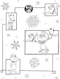 Pbs Coloring Pages Hashclub