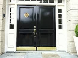 The secret to getting a shiny, painted door - The Washington Post
