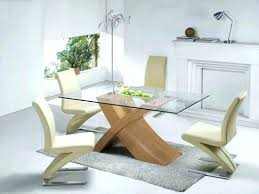 oak and glass dining table oak and glass dining table x glass dining table oak glass