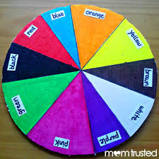 how to match paint colorsHow to Make this Color Matching Game for your Preschooler