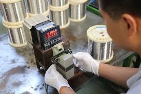 Тестирование сырья ykm wire mesh Фотоэлектрический прибор для измерения калибра это высокоточное измерительно контрольное устройство которое производит онлайновое бесконтактное