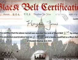 earning my second degree black belt kaylie jones part