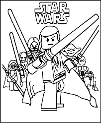Star Wars Coloring Pages Printable Best Coloring Pages Star Wars