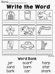 Phonics helps students learn to identify relationships between words and sounds. Differentiated Ar Sound Worksheets To Practice Bossy R Sounds With That Tricky R Controlled Vowel First Grade Phonics Phonics Activities Grade R Worksheets