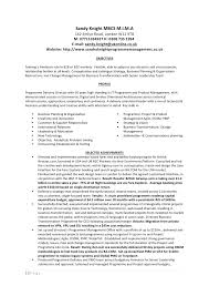 Pmo Analyst Cover Letter Sample Resume For Financial