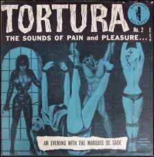 TORTURA Vol. 1 2 Vintage Bondage LPs For Your Listening.