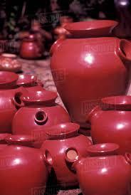 Central America Costa Rica Nicoya Peninsula Guaitil Pottery